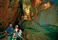 Cutta Cutta Caves at Katherine
