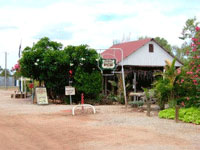 Daly Waters Pub in Northern Territory  south of Darwin